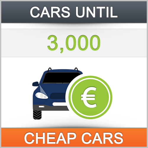 Cyprus Cheap Cars Under 3000 Euro